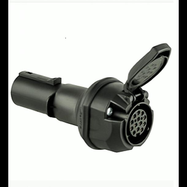 Adapter 24-12v (7 pol-13 pol)