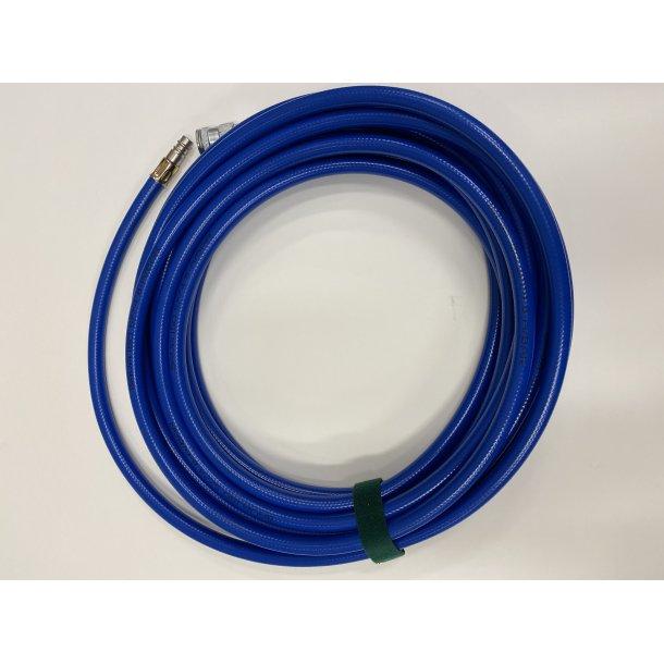 Luftslange 10m 8 bar blå
